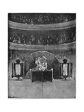 How an Actor Sees His Audience and the Prompter', C.1890 Giclee Print by A. Kamak