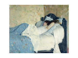 In Bed Giclee Print by Federigo Zandomeneghi