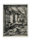 St. Jerome in His Study, 1514 Giclee Print by Albrecht Dürer or Duerer