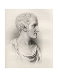Arthur Wellesley, Engraved by E. Finden, Illustration from 'Historical Sketches of Statesmen'… Giclee Print by Samuel Laurence