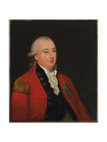 Portrait of Charles, 1st Marquess of Cornwallis Giclee Print by Robert Home