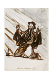Divine Liberty Giclee Print by Francisco de Goya