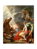 The Conversion of St. Paul, 1767 Giclee Print by Nicolas-bernard Lepicie