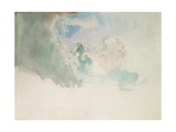 J. M. W. Turner - Sky Study - Giclee Baskı