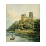 Durham Cathedral Giclee Print by Thomas Girtin