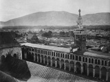 Exterior View, Umayyad Mosque, Damascus, Syria, 1862 Photographic Print by Francis Bedford