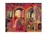 Palermo: a Memory, 2006-08 Giclee Print by Derek Balmer