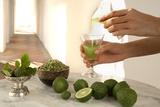 Kaffir Limes Photographic Print