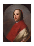 Portrait of Prince Henry, Cardinal York Giclee Print by Louis Gabriel Blanchet