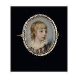 Sir George John, 2nd Earl Spencer Giclee Print by Richard Cosway