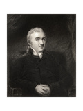 Dr Matthew Baillie, Engraved by H. Cook, from 'The National Portrait Gallery', Published C.1820 Giclee Print by John Hoppner