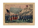 Battle of Chattanooga, Tennessee, 24th November 1863 Giclee Print by Edmund Burke Kellogg
