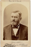 Ulysses Simpson Grant (1822-85), Union Army General, 18th President of the USA Photographic Print by Isaiah Taber