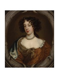 Portrait of Mary of Modena, Duchess of York Giclee Print by Sir Peter Lely