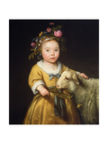 Flora, 1655 Giclee Print by Aelbert Cuyp