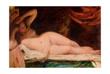 Reclining Nude Giclee Print by William Etty
