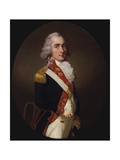 Portrait of an Officer of the East India Company Army, C.1807 Giclee Print by Thomas Hickey