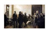 Slav Composers, 1871-72 Giclee Print by Ilya Efimovich Repin