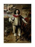 Prince Octavio Piccolomini (1599-1656) Giclee Print by Anselmus Van Hulle