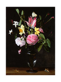 Still Life of Flowers Giclee Print by Daniel Seghers