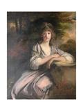 Henrietta, Lady Harewood Giclee Print by John Hoppner