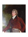 Viscount Lascelles Giclee Print by John Hoppner