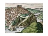 Toledo, 16th Century Giclee Print by Franz Hogenberg
