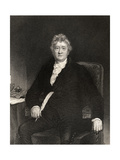 Thomas Clarkson, Engraved by J. Cochran, from 'The National Portrait Gallery Volume I, Published… Giclee Print by Samuel Lane