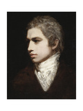 Portrait of a Gentleman, Said to Be Samuel Taylor Coleridge Giclee Print by John Opie