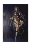 Portrait of William Cavendish, 1st Duke of Devonshire, C.1690-1710 Giclee Print by Sir Godfrey Kneller