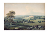 Harewood House from the South East Giclée-Druck von John Varley