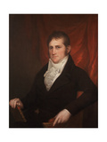 William Flintham, C.1805 Giclee Print by James the Elder Peale