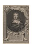 John Milton, 1747 Giclée-Druck von George Vertue