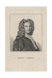 Henry Carey, Engraved by R. Grave, C.1800 Giclee Print by James Wasdail