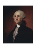 George Washington, 1797 Giclee Print by Gilbert Stuart