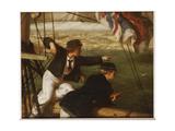 Land Ahoy!, 1864 Giclee Print by Philip Richard Morris