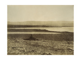 The Dead Sea, 1855-57 (Salt Print) Giclee Print by Mendel John Diness