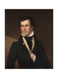 John Pendleton Kennedy, C.1825 Giclee Print by Philip Tilyard