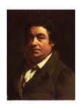 Portrait of Gregorio Fidanza Giclee Print by Orest Adamovich Kiprensky