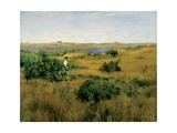 Summer at Shinnecock Hills, 1891 Giclee Print by William Merritt Chase