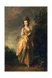 Elizabeth Beaufoy, Later Elizabeth Pycroft, C.1780 Giclee Print by Thomas Gainsborough
