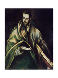 Saint James the Greater Giclee Print by  El Greco