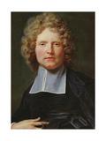 Portrait of a Canon Giclee Print by Jean-Baptiste Jouvenet