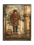 Christmas Giclee Print by John Anster Fitzgerald