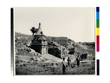 Tomb of Abshalom, 1850s Giclee Print by Mendel John Diness