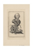 William Shenstone, C.1764 Giclee Print by Robert Pranker