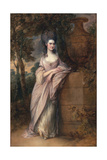 Henrietta Read, Later Henrietta Meares, C.1777 Giclee Print by Thomas Gainsborough