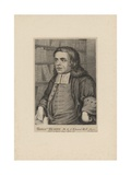 Thomas Hearne, Engraved by George Vertue (1683-1756), C.1735 Giclee Print by Peter Tillemans