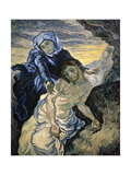 Pieta, 1890 Giclee Print by Vincent van Gogh