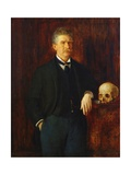 Ambrose Bierce Giclee Print by John Herbert Evelyn Partington
